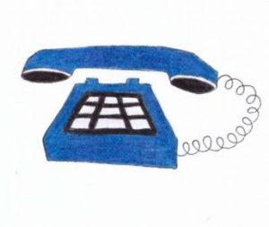 טיפול בטלפון